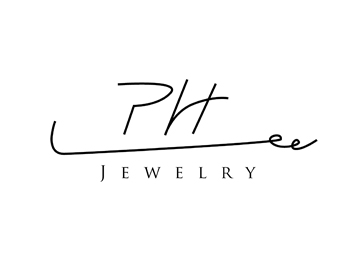 P.H. Lee Jewelry logo design