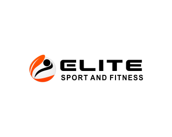 Elite Sport and Fitness logo design