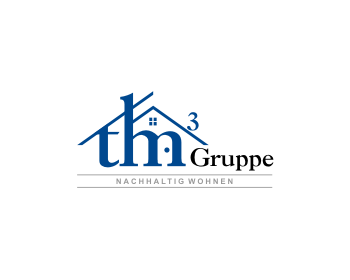 tm³ Gruppe logo design