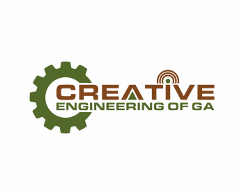 Logo design for Creative Engineering of GA