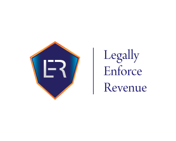 Logo design for Legally Enforce Revenue
