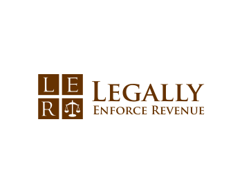 Legally Enforce Revenue logo design