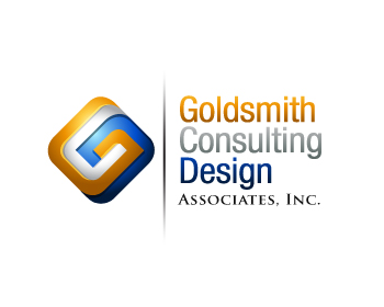 Goldsmith Consulting Design Associates, Inc logo design