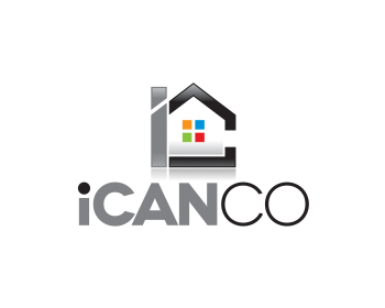 iCan Co logo design