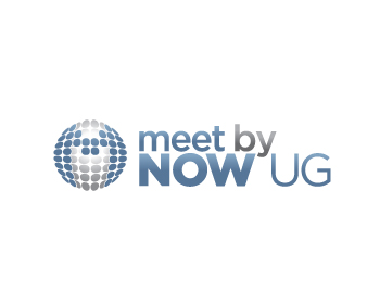 Logo design for meetbyNOW UG
