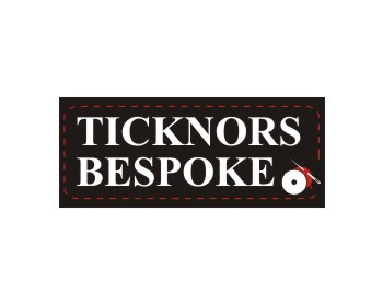 Ticknors Bespoke logo design