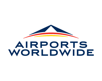 Airports Worldwide logo design