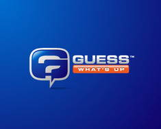 Guess what's up logo