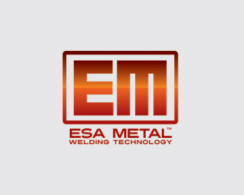 ESA METAL logo design