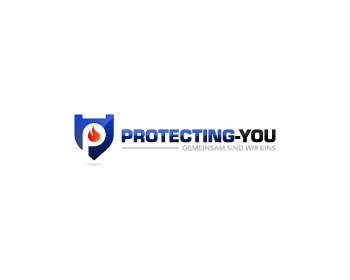 Protecting-you logo design