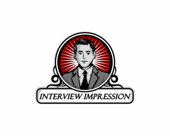 Interview Impression logo design