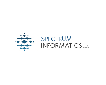 Spectrum Informatics LLC logo design