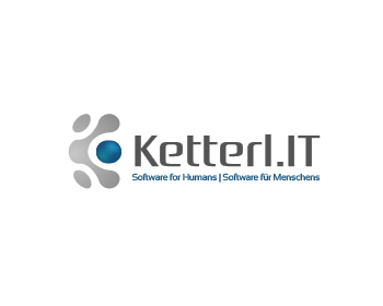 Ketterl.IT logo design