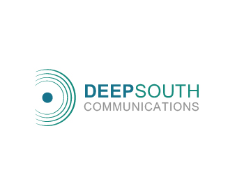 Logo design for Deep South Communications
