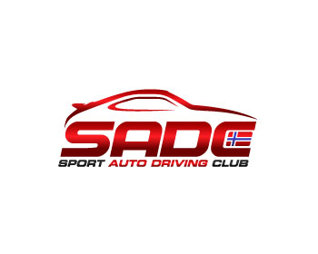 Logo design entry number 137 by Immo0   Sport Auto Driving ...