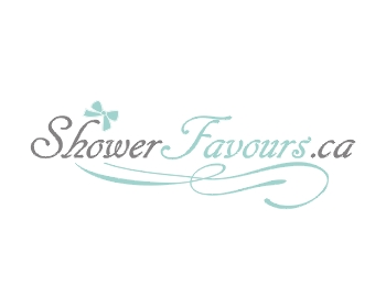 ShowerFavours.ca logo design