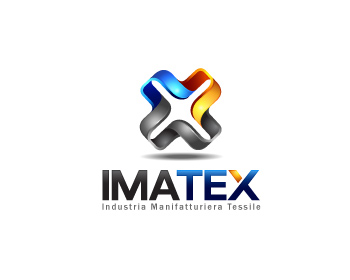 IMATEX logo design