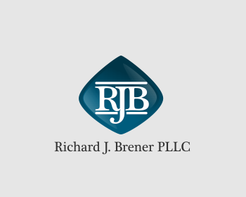 Richard J. Brener PLLC logo design