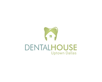 Dental House logo design