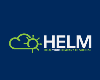 HELM logo design