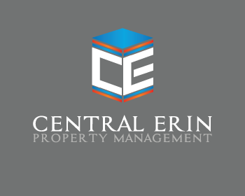Central Erin Property Management logo design