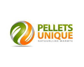 Pellets Unique logo design