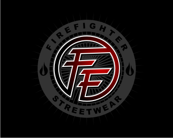 Firefighter Streetwear logo design