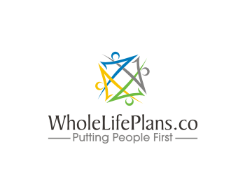 Logo design for wholelifeplans.co