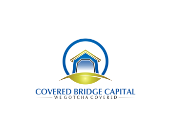 Logo design for Covered Bridge Capital