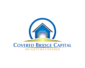 Legal logo design for Covered Bridge Capital
