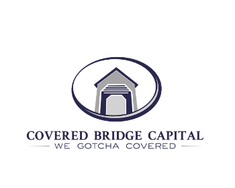 Covered Bridge Capital logo design