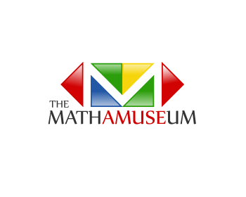 Education logo design for The Mathamuseum