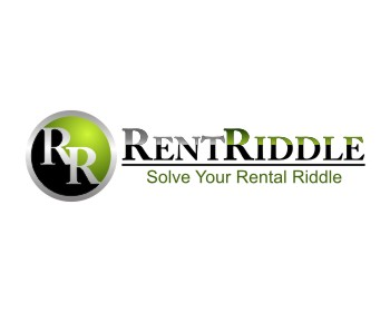 logo wettbewerb rent riddle. Black Bedroom Furniture Sets. Home Design Ideas