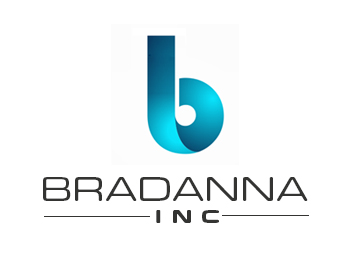 Bradanna, Inc logo design