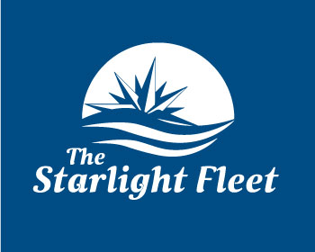 The Starlight Fleet logo design