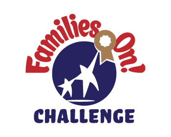 Families On! Challenge logo design