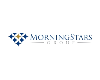 Morning Stars logo design
