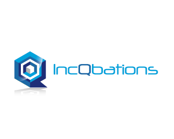 IncQbations logo design