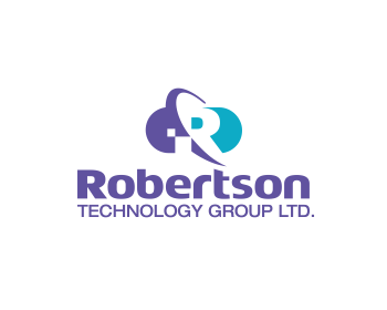 Robertson Technology Group Ltd. logo design