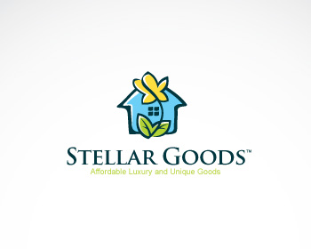 Stellar Goods logo design