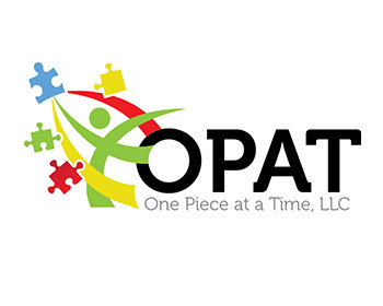 One Piece at a Time, LLC logo design