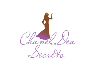 ChanelDea Secrets logo design