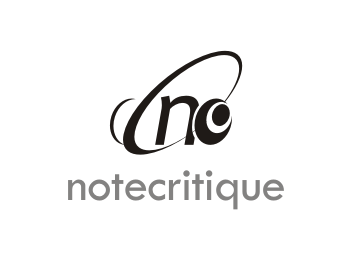 noteCritique logo design
