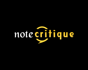 Logo design for noteCritique