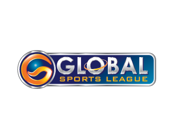 Global Sports League logo design