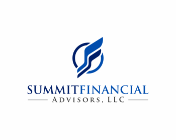 Summit Financial Advisors, LLC logo design