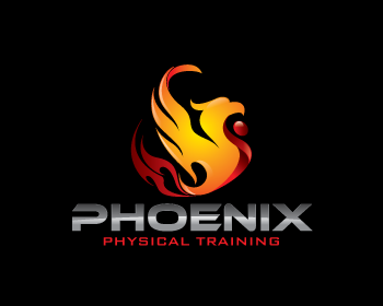 Phoenix Physical Training logo design