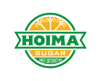 Hoima Sugar logo design