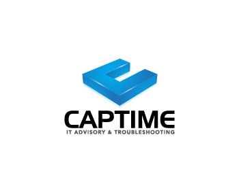 CAPTIME GmbH logo design