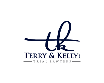Terry & Kelly, PLLC logo design
